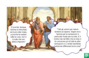 PlatoneAristotele